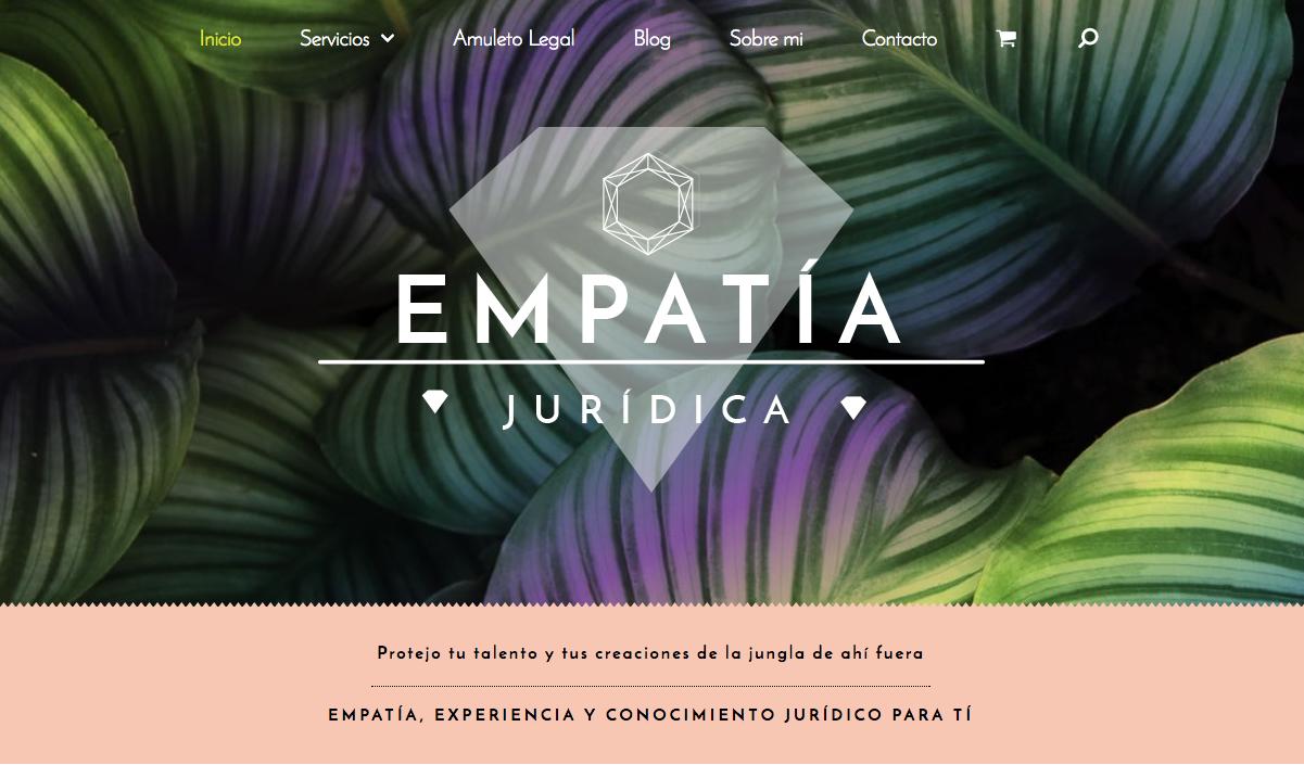 Conocimiento jurídico, empatía y experiencia para ti y tu Marca